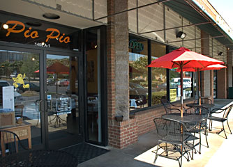 Pio Pio on East Boulevard